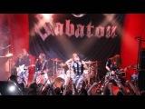 Sabaton - Panzerkampf (Live in Rock City, Novosibirsk, 10.03.2015)