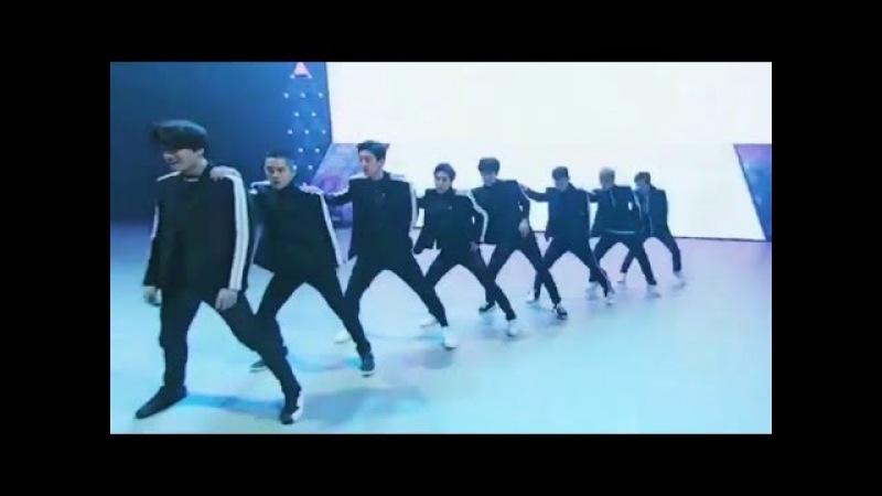 엑소 EXO - 'Electric Kiss' VR Dance Ver.