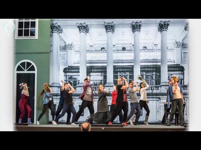 Премьера в Новосибирском музыкальном театре. Мюзикл Наш Пигмалион