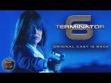 Terminator 6 Reboot Trailer 2019 - Original Cast Linda Hamilton Arnold Schwarzenegger Fanmade