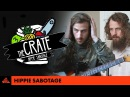 Hippie Sabotage Makes A Beat On The Spot The Crate