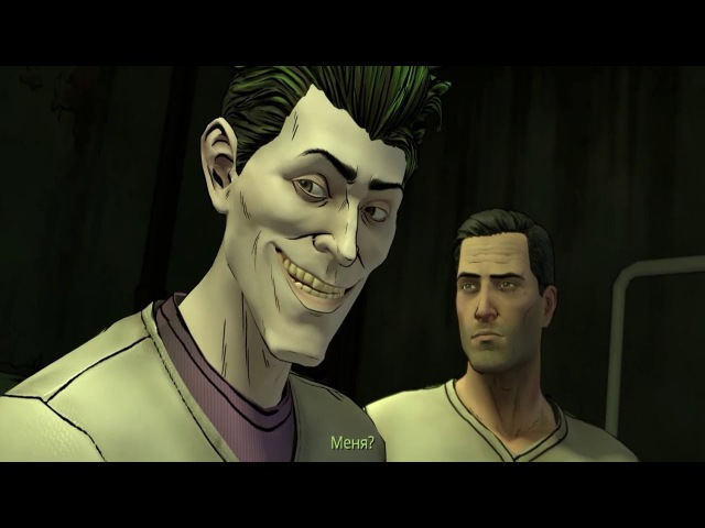 ЗАПЕРЛИ В ЛЕЧЕБНИЦЕ АРКХЕМ?! - ДЖОН ДОУ ПОМОЖЕТ - Batman: The Telltale Series - Прохождение 10