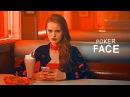 Cheryl blossom; poker face