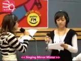 20071006 SNSD - Mirror Mirror (M2M) Taeyeon &amp Jessica