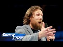 My1 Daniel Bryan thanks the WWE Universe after being cleared to compete SmackDown LIVE, March 20, 2018