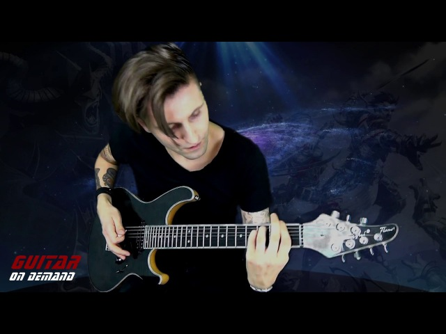 Guitar on Demand Sing For Me Divinity Original Sin II Rock Cover