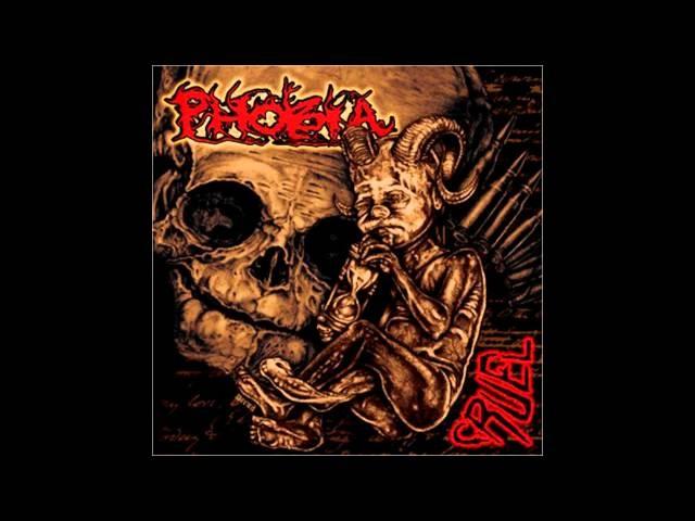 Phobia - Cruel FULL ALBUM HD (2006 - Grindcore)