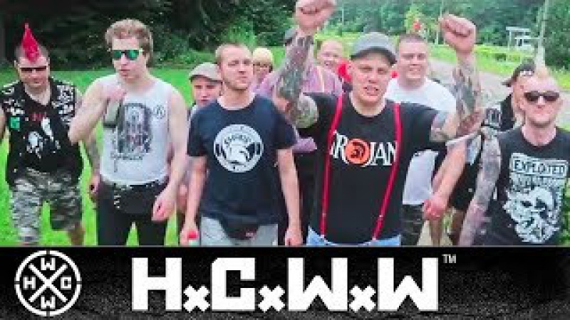 4 STUPID BOYS МЫ СИЛА РАБОЧЕГО КЛАССА HARDCORE WORLDWIDE OFFICIAL HD VERSION HCWW