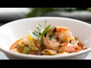 Pepper Pot Shrimp As Made By Top Chef's Chris Scott