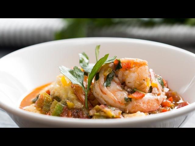Pepper Pot Shrimp As Made By Top Chef's Chris Scott смотреть онлайн без регистрации