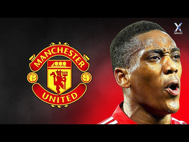 Anthony Martial 2017-18 ● Dribbling Skills, Assists Goals | HD