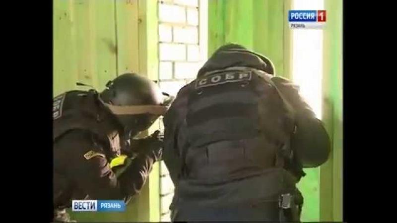 видеоросгвардияrussia.tv СОБР 25 лет