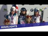Jaelin Kauf bests rivals in 1st moguls event at Thaiwoo Highlights