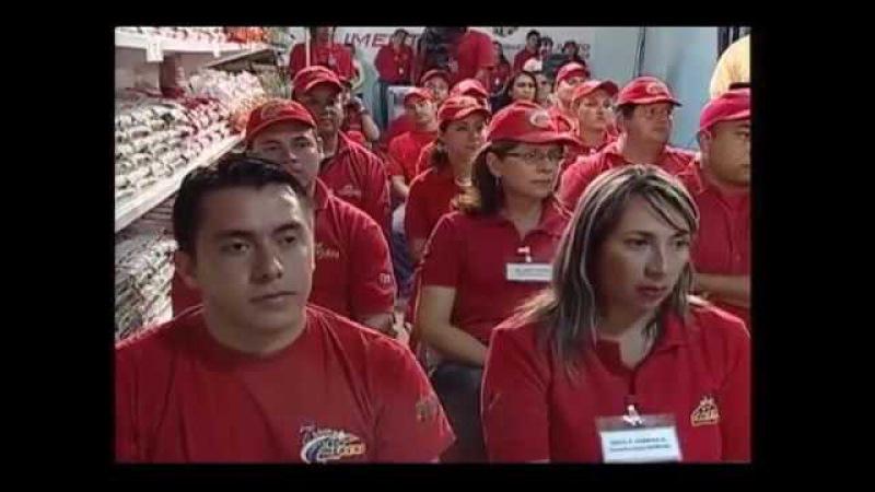 Chávez Venimos de los fraudes electorales de AD y Copei (quiquiriquí)