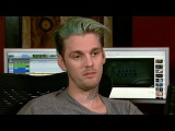 Aaron Carter Opens Up About Addiction and How He Was Able to Gain Weight So Quickly (Exclusive) - YouTube