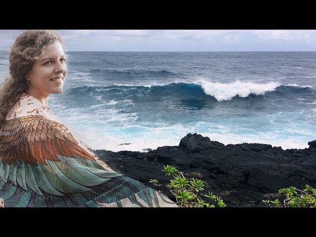 Healing Voice and Ocean Maui Hawaii Intuitive Singing