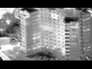 Полицейский вертолет с тепловизором засекает плантацию конопли на балконе