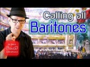 The Baritone Voice: Vocal Range and Definition | DrDan 🎤