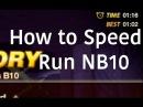 Summoners War How to Speed Run Necro B10 1 02s Rune Unit Showcase