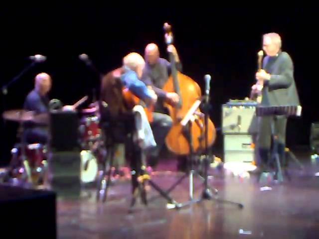 JIM HALL BILL FRISELL All The Things You Are w/ SCOTT COLLEY JOEY BARON - Umbria Jazz Winter 17