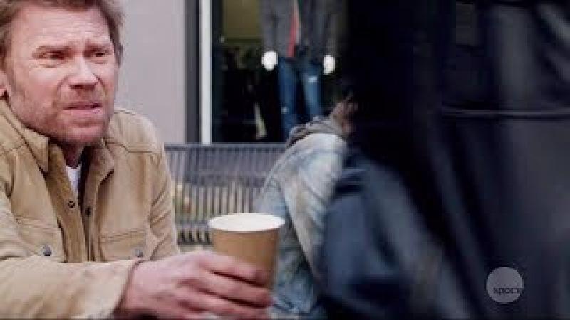 Люцифер, будучи бездомным нищим | Сверхъестественное 13 сезон 13 серия