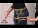 Beginner | Rope Bondage Tutorial : Basic Hip Harness
