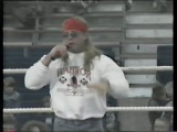The Ultimate Warrior in CWA 1995-09-23