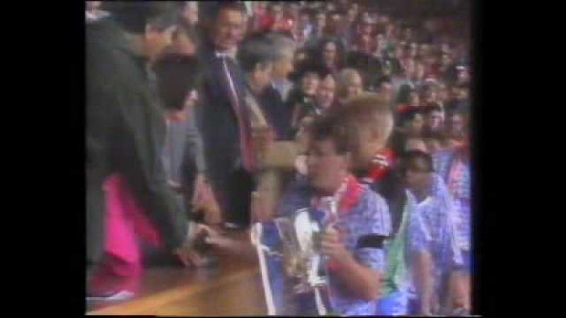 Barclay English League 1991/92 Season Review Part 5/6