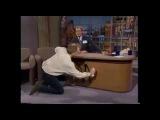 BILL MURRAY - 1st LETTERMAN SHOW on CBS - 1993