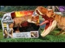 Extreme Chompin T-Rex!! Jurassic World Fallen Kingdom Toy Review