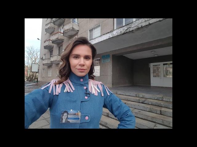 Архитектурный патруль в общежитии института при президенте Украины