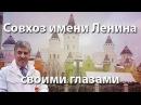 Совхоз имени Ленина своими глазами Пряничный город обличителя власти