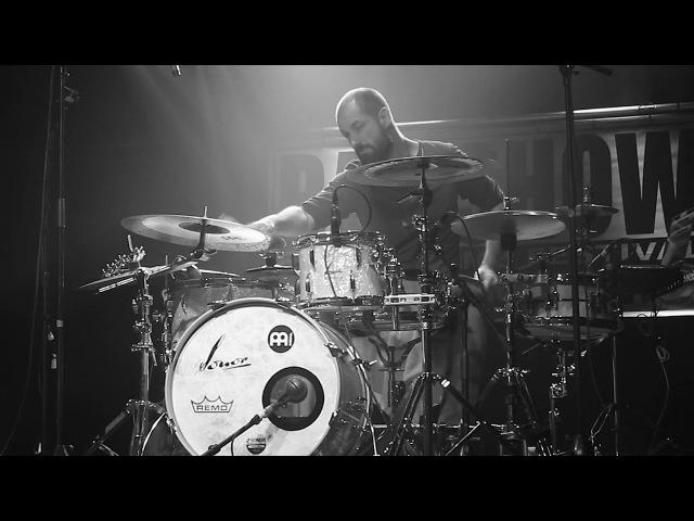 Benny Greb - Bag'Show 2017- Paris drums Festival