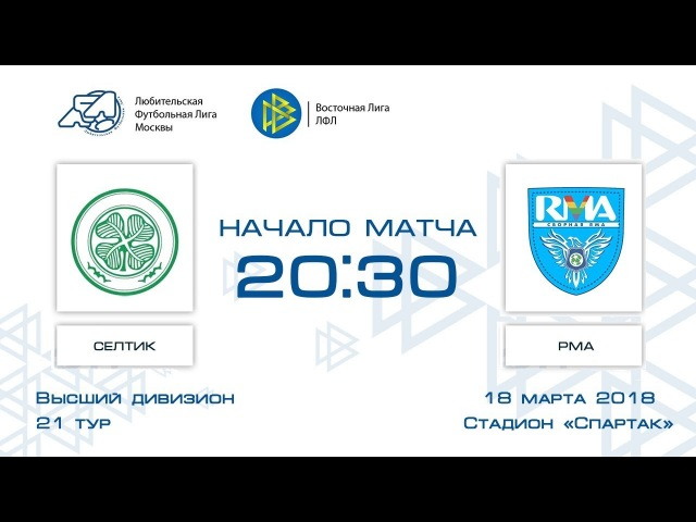 Селтик 3:0 РМА | Высший дивизион 2017-18 | 21-й тур | Обзор матча