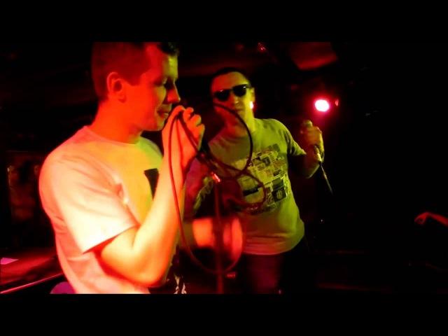 Бухенвальд Флава (Live in Seven Club) 18.04.2014 (full version)