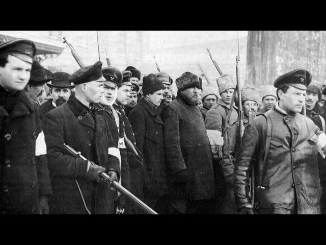 Октябрь 1917. Автор Andreas Papadopoulos
