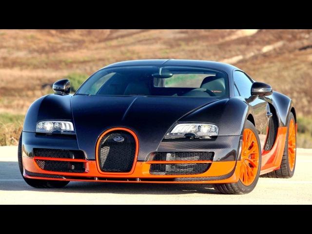 Bugatti Veyron 16 4 Super Sport '2010