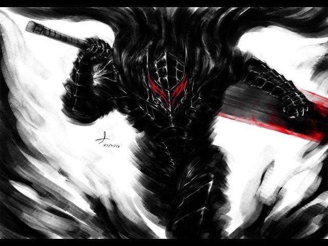 Berserk AMV/GMV - My demons Starset