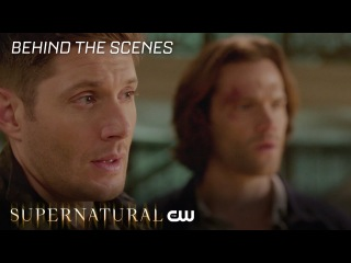 Supernatural | Inside: A Most Holy Man | The CW