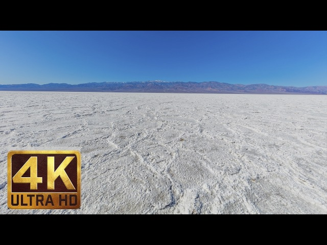 Death Valley National Park - 4K Nature Documentary Movie Trailer