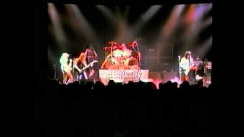 Thruster The Conflict Live at Bogarts June 6th 1987 Bootleg video