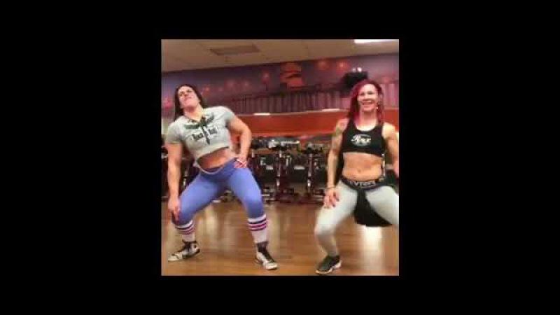 Gabi Garcia Rizin FF and Cris Cyborg UFC dancing with the stars DWTS Brasil Brazil