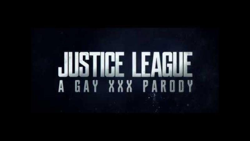 Justice League: A Gay Porn Parody