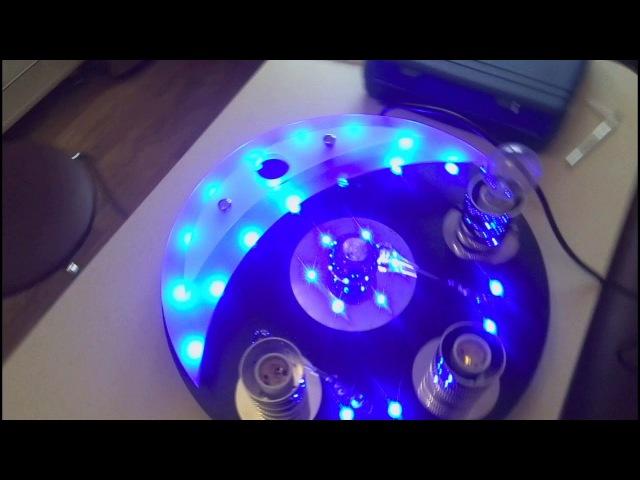 ОБЗОР переделка и установка люстры с пультом ДУ