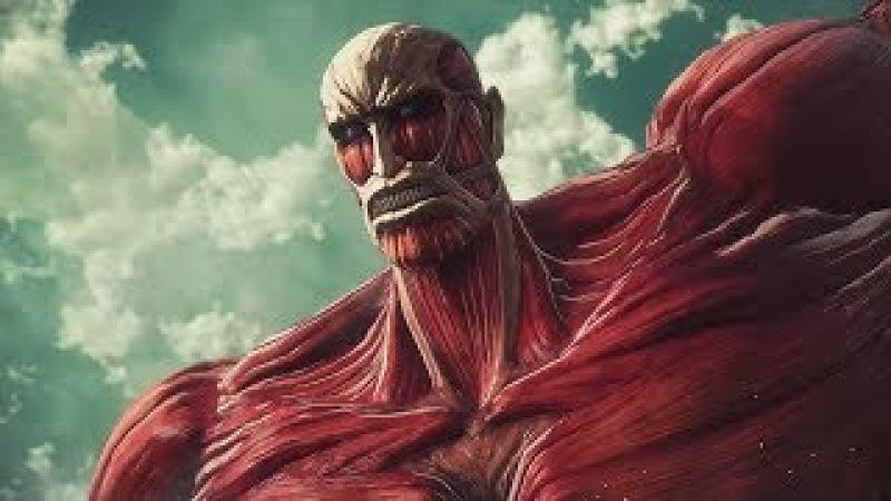 ATTACK ON TITAN 2 All Boss Fights Endings (Secret Beast Titan/Colossal/Armored Titan Ending)