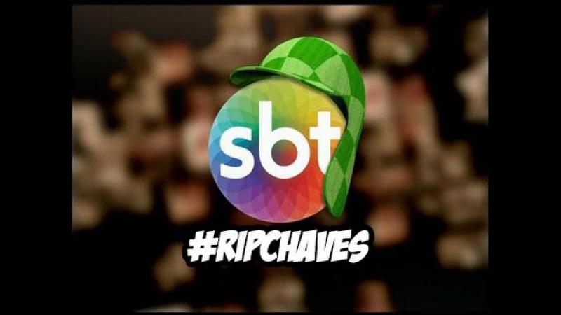 SBT interrompe episódio do Chaves para noticiar a morte de Roberto Gomez Bolaños - SBT - 28/11/2014