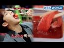 Hyung, can we eat trout? Mingyu Seungkwan go trout fishing! [Battle Trip/2017.02.18]