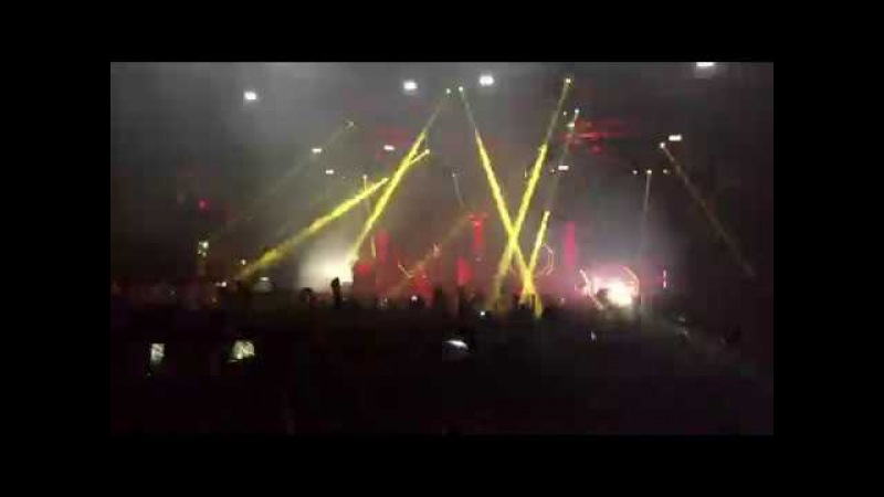The Prodigy - The day is my enemy (Saint-Petersburg 18.03.2018)