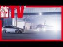Audi SQ7 vs Alpha Jet (2016) - Review/ Fahrbericht/ Test/ Sound