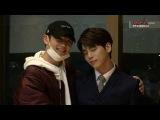 eng sub 170402 Jonghyun's Blue Night - Minho's surprise visit on the last broadcast